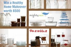 Win a $500 Healthy Home Makeover!