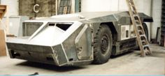 Aliens: Colonial Marines APC - Behind the Scenes - Under Conversion