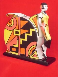 Art Deco pitcher