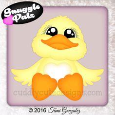 Snuggle Palz Duck