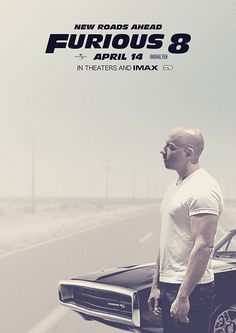 Erstes Filmplakat zu #FF8 #FastAndFurious8!