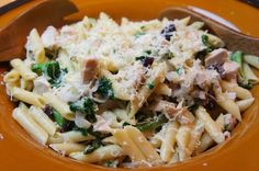 Try making this pasta casserole and enjoy the taste of delicious ingredients squash,chicken broth,turkey and coconut milk in this one recipe. Also add the Italian seasoning, sodium salt and pepper for taste.