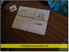 Tales of Frogs and Cupcakes: freebies math recording sheet on blog
