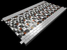 Lego Road, Road Pictures, Lego Display, Road Train, Custom Lego, Mosaic Designs, Lego Building, Space Travel, Lego Creations