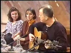 Christy Moore - Nancy Spain - Late Late Show 1989