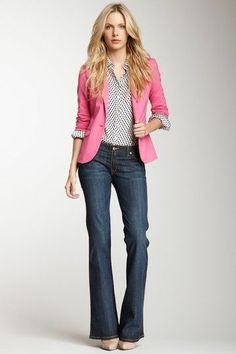 DRESSING UP JEANS