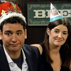 Ted Himym, Series Movies, Tv Series, How Met Your Mother, Robin Scherbatsky, Harry Styles Update, Ted Mosby, Ross And Rachel, Cultura Pop