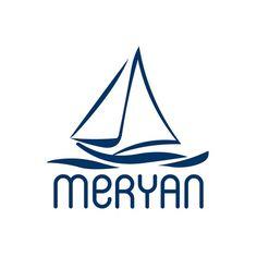 #Logo Meryan for a #sailing #boat