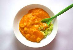 Süßkartoffel mit Gurke