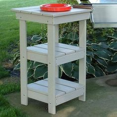 TailwindFurniture Adirondack Grill Buffet Table Adirondack Grill Buffet Table has captured the time honored traditional style with the modern flare of being built with today's state of the art materials. #ad #outdoor #balcony #patio #table