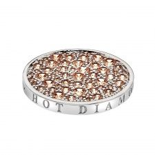 Awesome Buy Hot Diamonds Emozioni Silver Plated Champagne Cubic Zirconia Coin for just added. Fashion Jewellery Online, Jewelry Branding, Antique Jewelry, Jewelry Collection, Silver Plate, Jewelry Bracelets, Champagne, Best Gifts, Coins