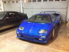 My Diablo. 99 VT alpine edition