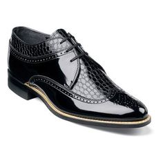 Check out the Dayton by Stacy Adams - for true men of style and distinction.