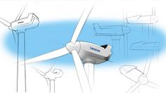 Attention's designers and engineers worked to unite perfect form with unparalleled function in their delivery to Vestas.