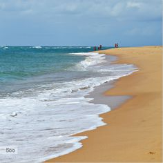 beach by fredmatos