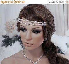 SALE Crystal Wedding Headpiece Hair Accessory by EleganceByKate