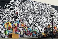 A arte de rua faz parte da composição do cenário urbano não como um adorno, mas como parte integrante da dinâmica das cidades. Mesmo que ainda seja mal visto por …