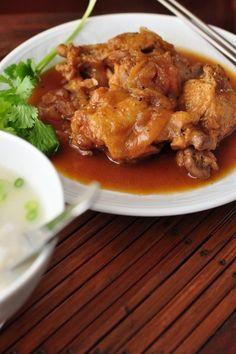 手羽元のアドボ by マルシェさん | レシピブログ - 料理ブログのレシピ ... Beef, Chicken, Recipes, Food, Meat, Essen, Meals, Ripped Recipes, Eten