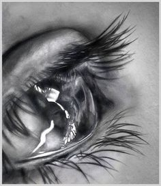 Wow Amazing- Pencil Drawing