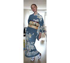 Berber Oostenbrug  Portretten   Glamour Portfolio   Sprookjes & Fantasieën   Vrij Werk   Kimono Styling Kimono Gorgeous Berber-chan in gorgeous Houmongi