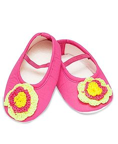 D'chica Shoes Neon Chic Crochet Flower Booties - Pink http://www.firstcry.com/dchica-shoes/d'chica-shoes-neon-chic-crochet-flower-booties-pink/635650/product-detail