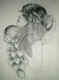 Gypsy n peacock
