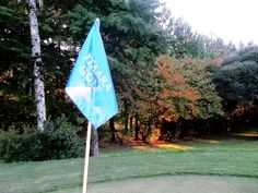 Itaara Golf Club - flag on green    # 9  www.itaaragolf.com