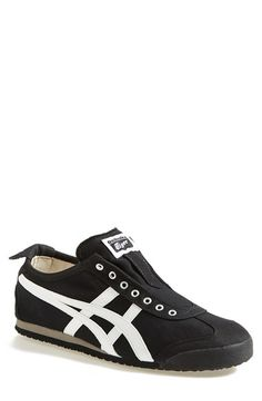 Onitsuka Tiger™ 'Mexico Slip-On Sneaker (Nordstrom Exclusive) (Men) Onitsuka Tiger Mexico 66, Shoes Too Big, Mens Trainers, Buy Shoes, Retro, Kicks, Nordstrom, Footwear, Slip On