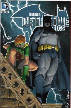 Dark Knight Returns by Hayden Davis