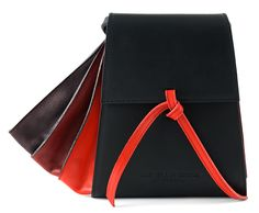 The Butterfly bag by Hester van Eeghen in Red.