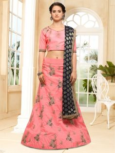65dd83e7bb7 Buy Designer Lahengha Choli Wedding Wear By Fashion Zonez at low prices in India  only on