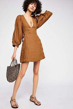 68dea4e78ce4 Carino Mini Dress. Sold Out Free People ...