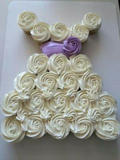 Cup cake dress