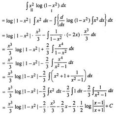 RBSE Solutions for Class 12 Maths Integration Miscellaneous Exercise Class 12 Maths, 12th Maths, Calculus, Algebra, Maths Formulas List, Maths Solutions, Science Student, Thing 1, Math Notebooks