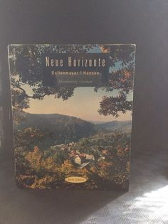 Preowned Neue Horizonte 6th Edition Introduction German Textbook Dollenmayer #Textbook