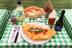 The Best Pizza Spot in 13 London 'Hoods - Pizza Pilgrims, Soho. Get The Nduja.