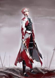 Hero_Emiya_White_to_Red.jpg (736×1040)