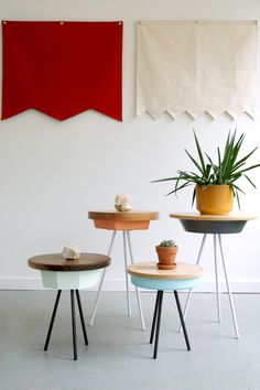 Tripod Tables / Matthew Williams