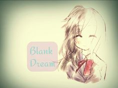 (I edited this picture) Blank dream, a beautiful yet sad RPG horror game that needs so much more attention.