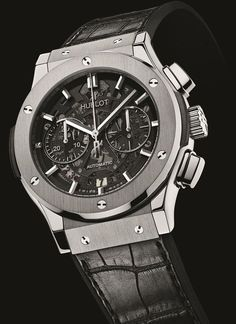 louis erard crhonographe automatique 78 229 nn 02 eta 7750 valjoux hublot extended its most elegant collection three new models nicely demonstrating its principle of fusion between tradition and modernity ors of