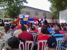 @HogarDeLaPatria : #MartesDeMujer promueve la organización y participación de las mujeres jóvenes revolucionarias y anti-imperialistas