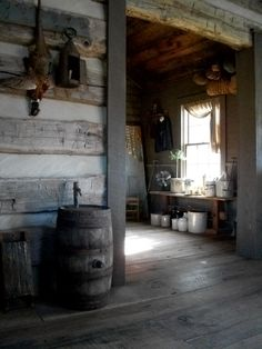 Cabin Dogtrot
