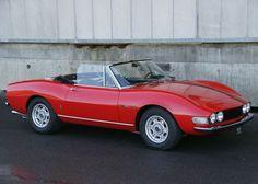 Fiat Dino Spider. My dream car.