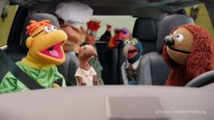 """""""That Game"""" Starring the Muppets   2014 Toyota Highlander (They have a Super Bowl Commercial!)"""