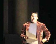 Hector Sandoval - Recondita armonia - Tosca - YouTube Youtube, Youtubers, Youtube Movies