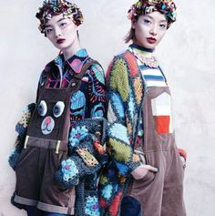 #crochet fashion designer celiab 2015