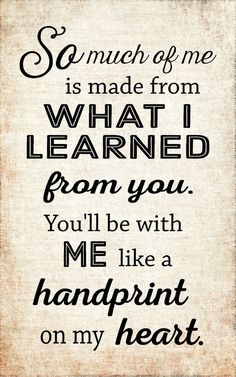 So Much of What I Have Learned Wicked Quote Wood Sign Canvas Wall Art - Teacher Gift, Mentor, Coach, Christmas,
