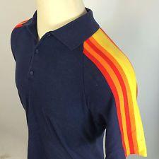 1970s polo shirts