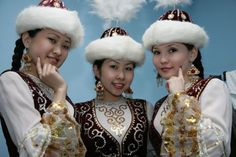 Kazakh girls dressed for Nauryz. Nauryz is one of the oldest holidays on Earth. This holiday of spring and the renewed life of the Earth has been celebrated for over five thousand years by many cultures of the Middle and Central Asia and, according to some sources, by eastern Slavs as well.