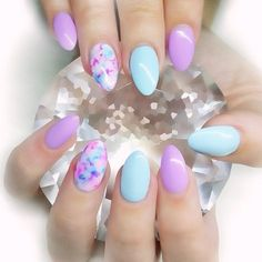 Uploaded by   ✰. Find images and videos about nails, colors and pastels on We Heart It - the app to get lost in what you love.